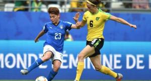 Calcio femminile, verso Italia-Brasile, Giugliano: 'Facciamo paura a tutti'