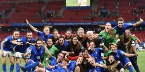 Mondiali femminili, il k.o. con il Brasile non fa male: Italia prima nel girone