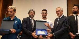 Gravina guarda avanti: 'Porteremo il calcio per disabili all'interno della FIGC'