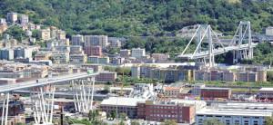 Genova, abbattuti i resti del ponte Morandi (VIDEO)