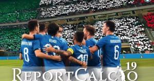 Il 9 luglio a Roma la presentazione di 'Report Calcio 2019'