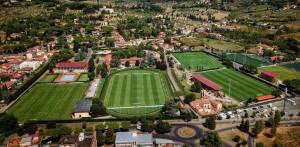 Conferito a Coverciano il Premio Pegaso come centro sportivo di eccellenza mondiale