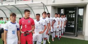 Verso il Mondiale: l'Under 17 vince a Sezana la prima amichevole con la Slovenia