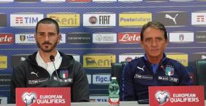 Mancini: 'A livello fisico l'Armenia è più avanti di noi, vogliamo qualificarci il prima possibile'