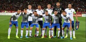 European Qualifiers: in vendita i tagliandi per la sfida di Roma con la Grecia