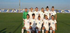 U19, qualificazioni europee: 24 convocate per il raduno, il 2 ottobre a Siena l'esordio con l'Estonia