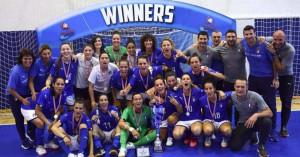 Futsal femminile, raduno dal 30 settembre al 3 ottobre: le 17 convocate di Francesca Salvatore
