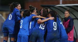 E' un'Italia travolgente, cinque gol alla Serbia nella prima amichevole stagionale