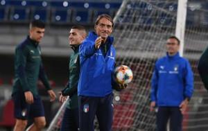 """In Liechtenstein Mancini va a caccia del 9° successo consecutivo: """"Farò turn over, ma non cambierò tutti"""""""