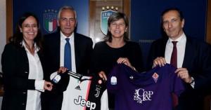 TIMVISION Title Sponsor della Serie A Femminile: trasmetterà tutte le gare del campionato