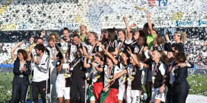 Calcio femminile, la Juventus vince la Supercoppa TIM Vision