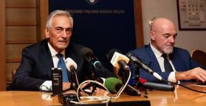 Gravina: 'Piena sintonia col ministro Spadafora sul razzismo'