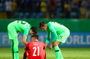 L'Italia è fuori dal Mondiale. Sconfitti dal Brasile, i ragazzi di Nunziata escono dal campo a testa alta