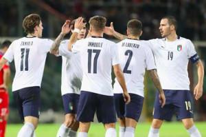 Ranking FIFA: l'Italia guadagna due posizioni in classifica e sale al 13° posto