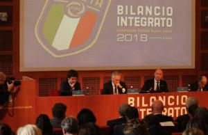 Presentato il Bilancio Integrato 2018. Gravina: 'Il calcio è una delle eccellenze del made in Italy'
