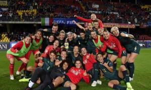 Femminile: sorteggiati gli accoppiamenti dell'Algarve Cup, l'Italia incontra il Portogallo