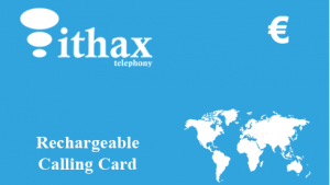 ITHAX Calling Card (ICC)