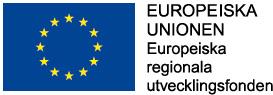 Logo Europeiska regionala utvecklingsfonden