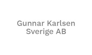 Gunnar Karlsen Sverige AB