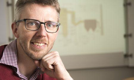Porträtt Tomas Eriksson, vd Optimation