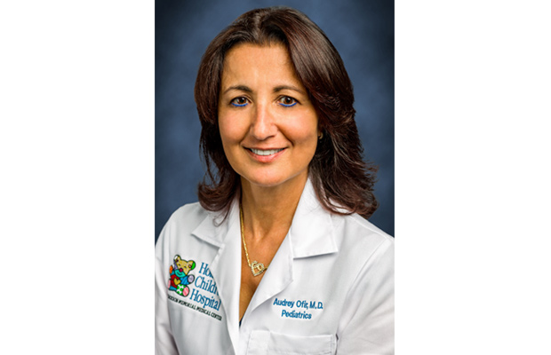 Headshot of Audrey Ofir, MD