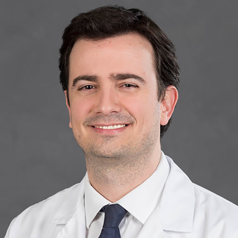 Headshot of Andre Pinto, MD