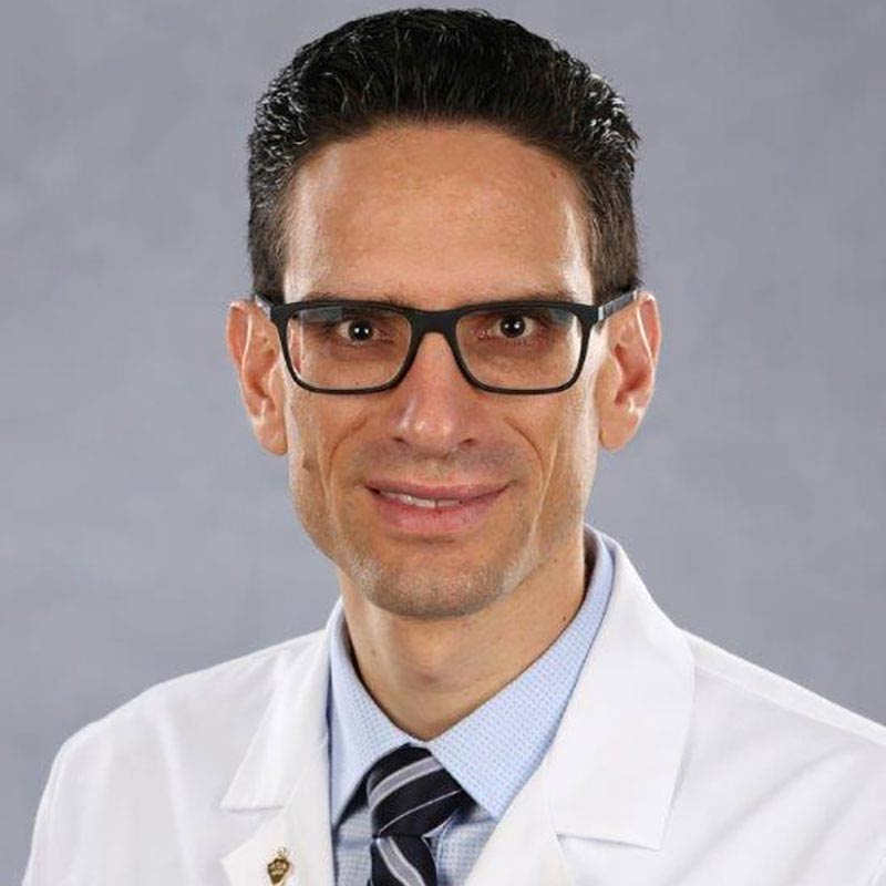 Headshot of Andres F. Carrion, MD