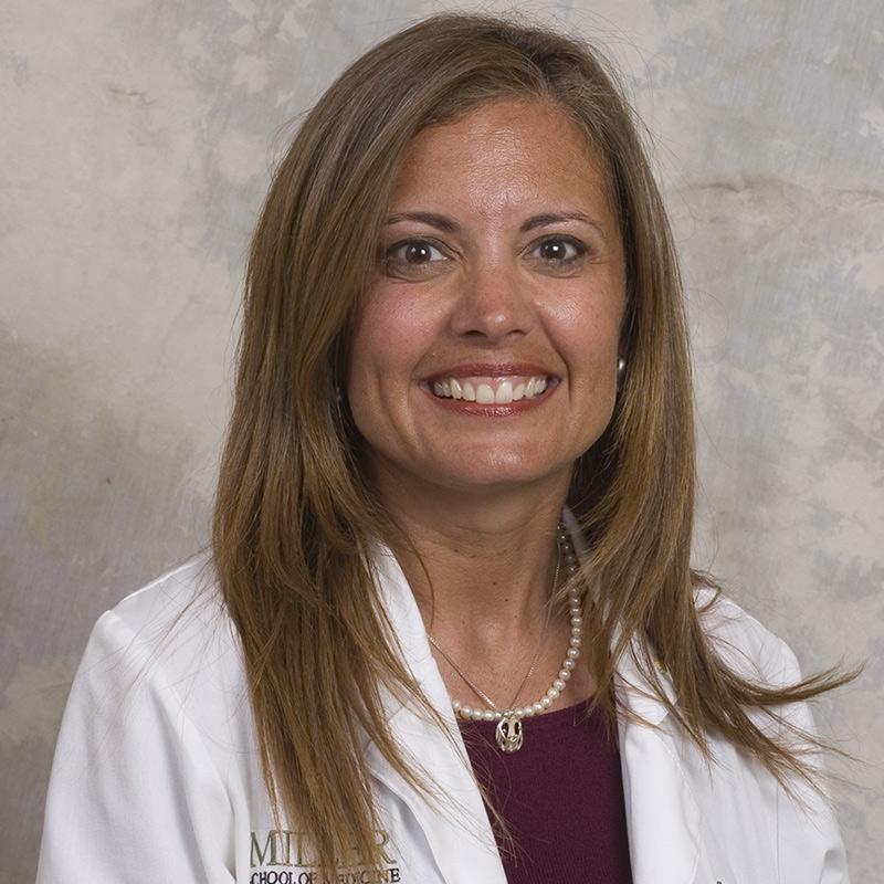 Headshot of Carmen R. Gomez-Fernandez, MD