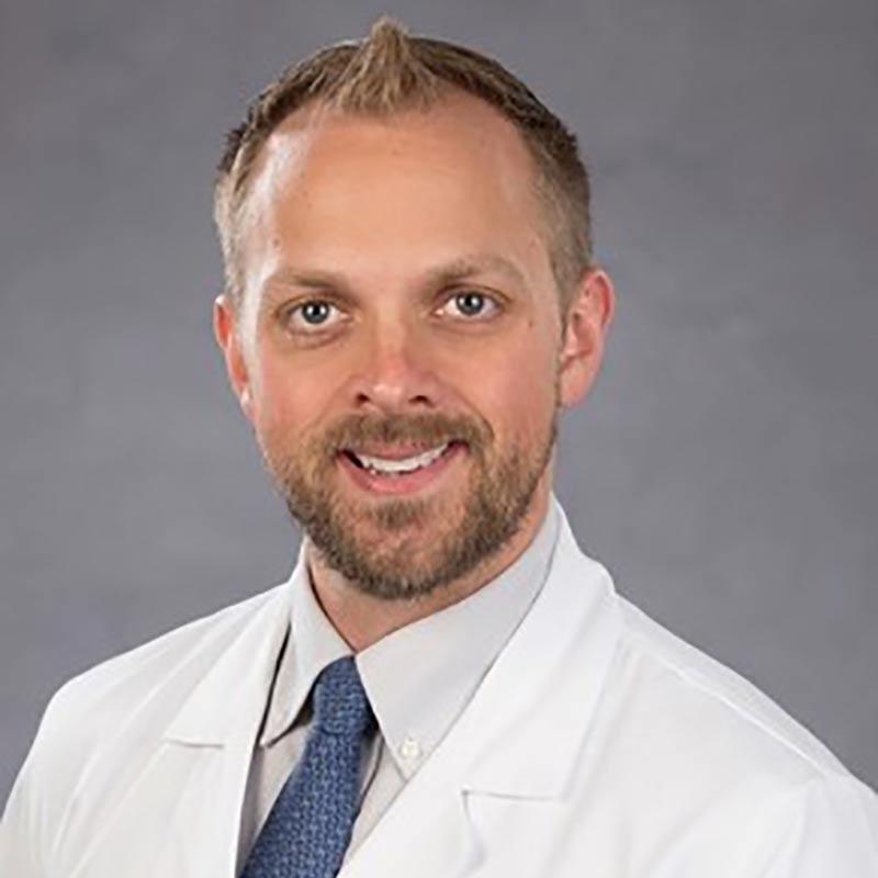 Headshot of Chad M. Thorson, MD