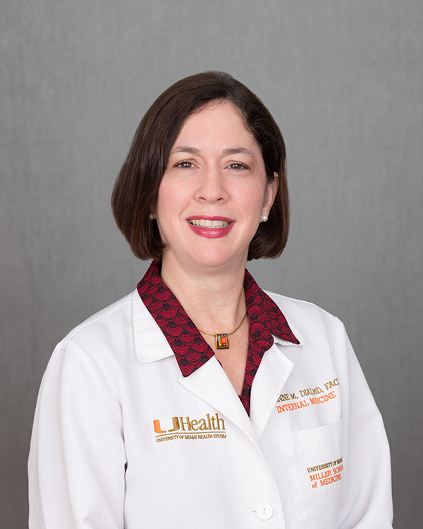 Headshot of Yvonne Diaz, Designated Institutional Official