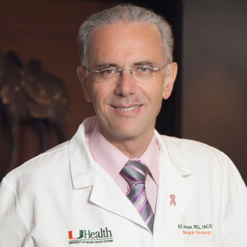 Headshot of Eli Avisar, MD