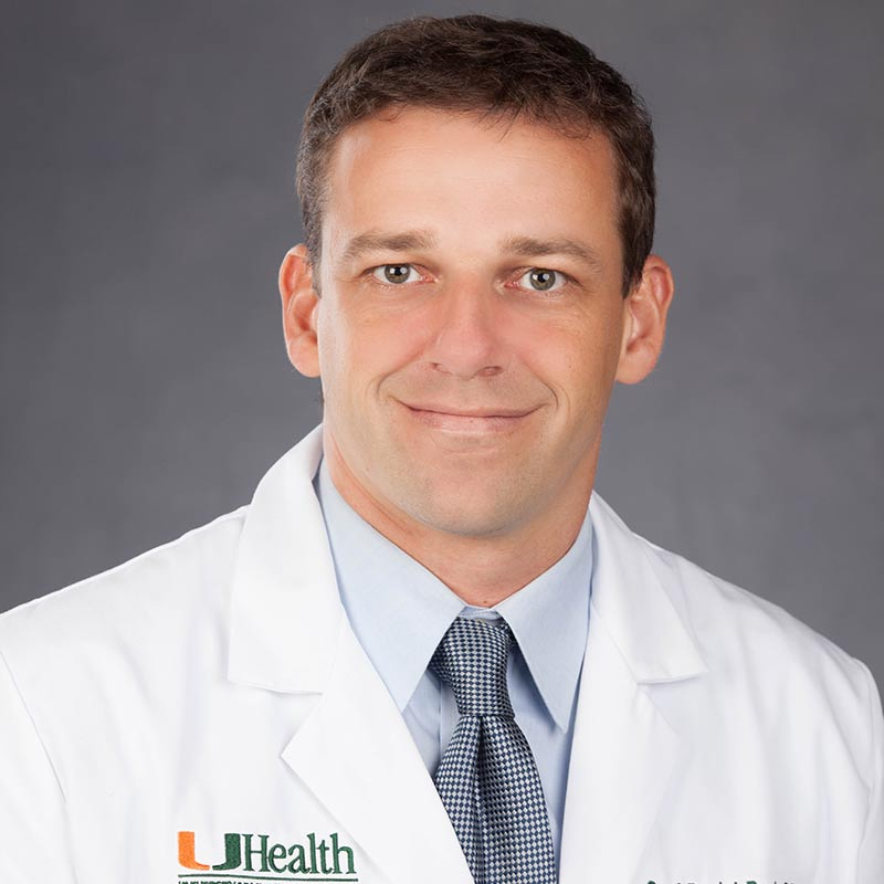 Headshot of Gerd D. Pust, MD