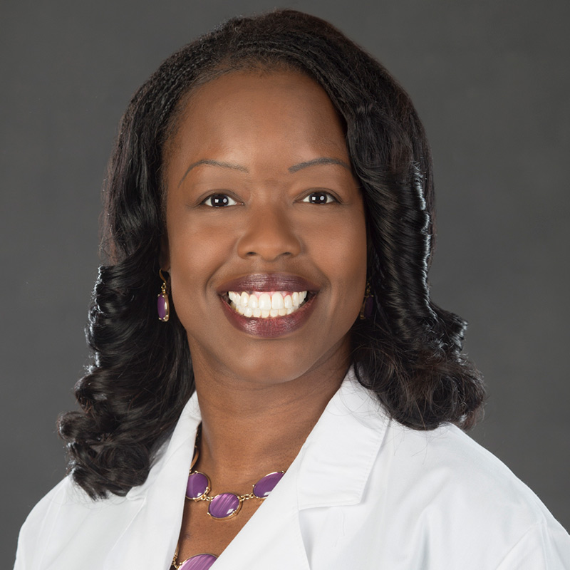 Headshot of Kassandra M. Bosire, MD