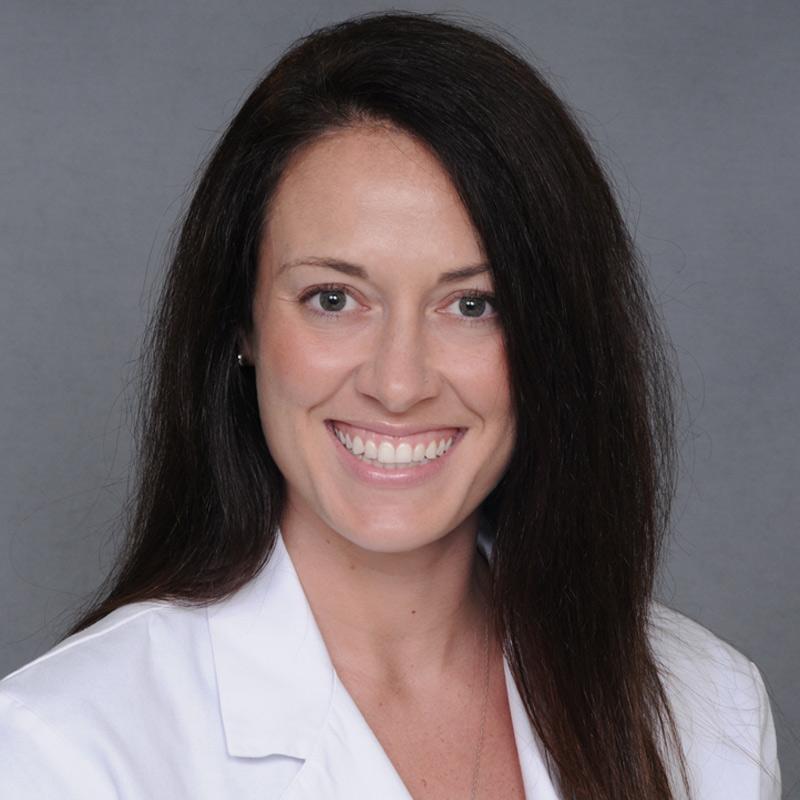 Headshot of Kendra Van Kirk, MD, MAT, FAAP