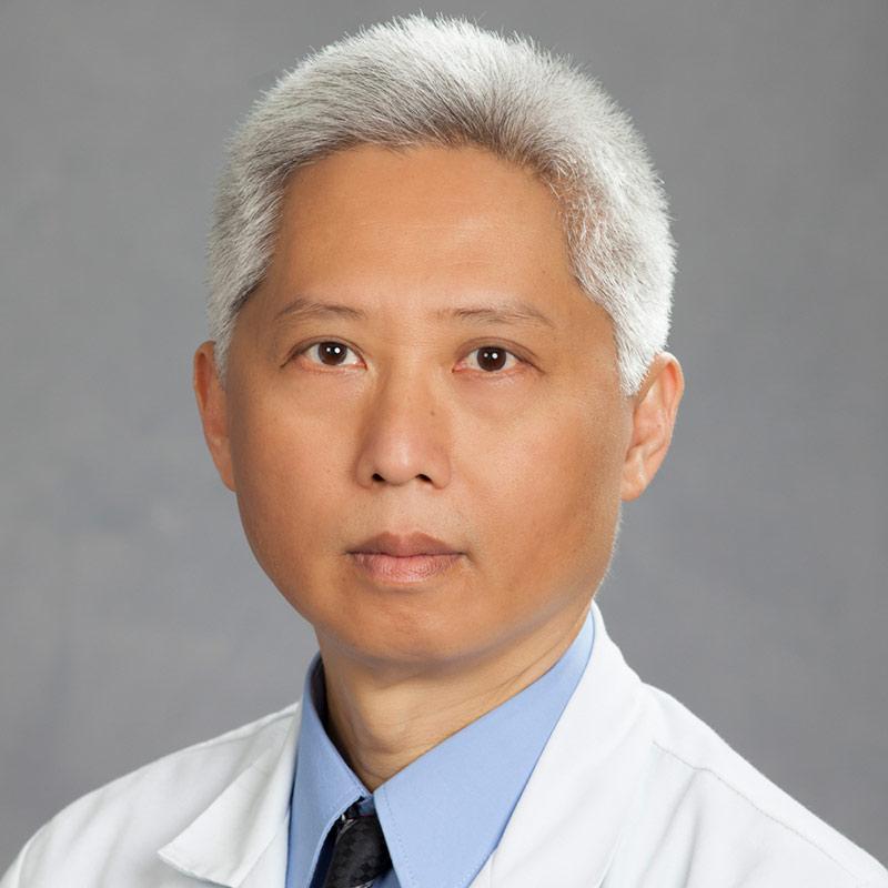 Headshot of Khin Zaw, MD, FACP