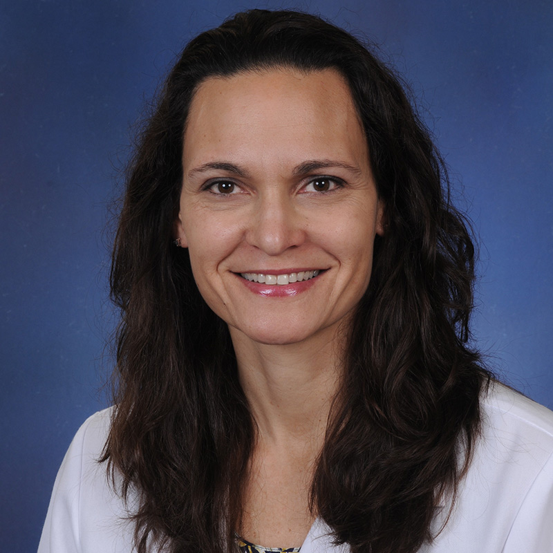 Headshot of Kristine O'Phelan, MD