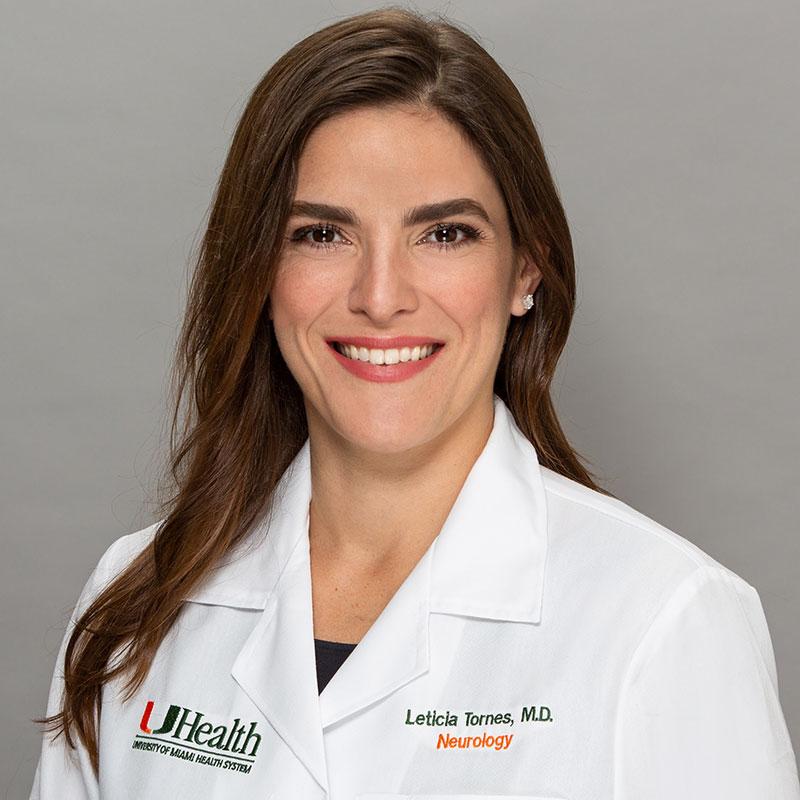 Headshot of Leticia Tornes