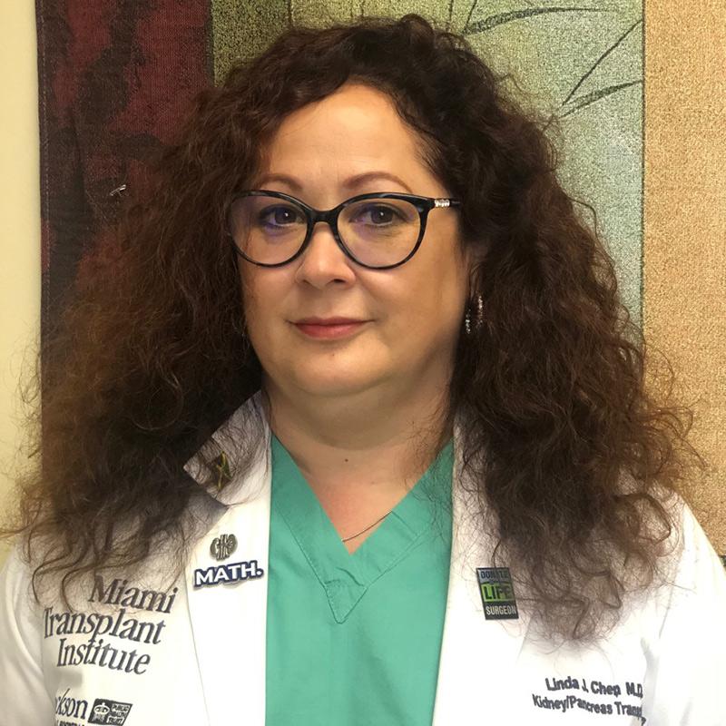 Headshot of Linda Chen, MD, FACS