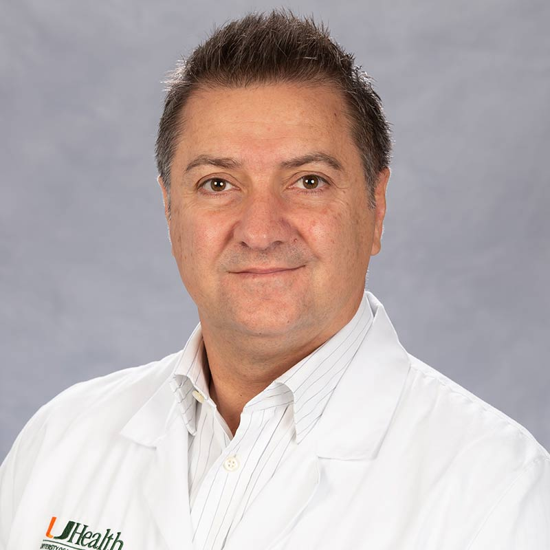 Headshot of Michael A. Nares, MD