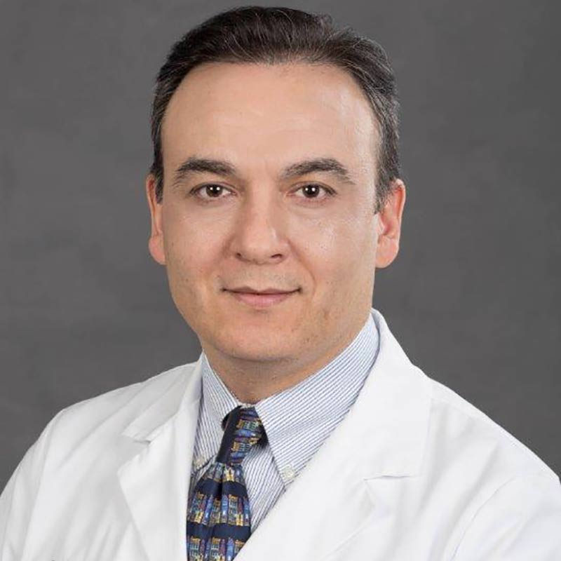 Headshot of Mustafa Tekin, MD