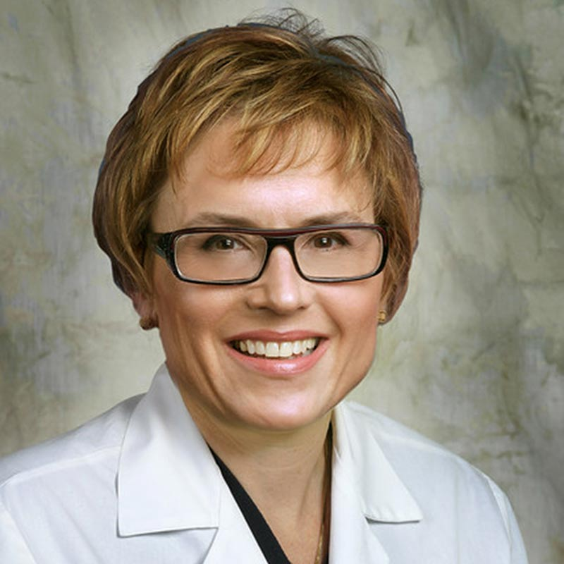 Headshot of Patricia M. Byers, MD