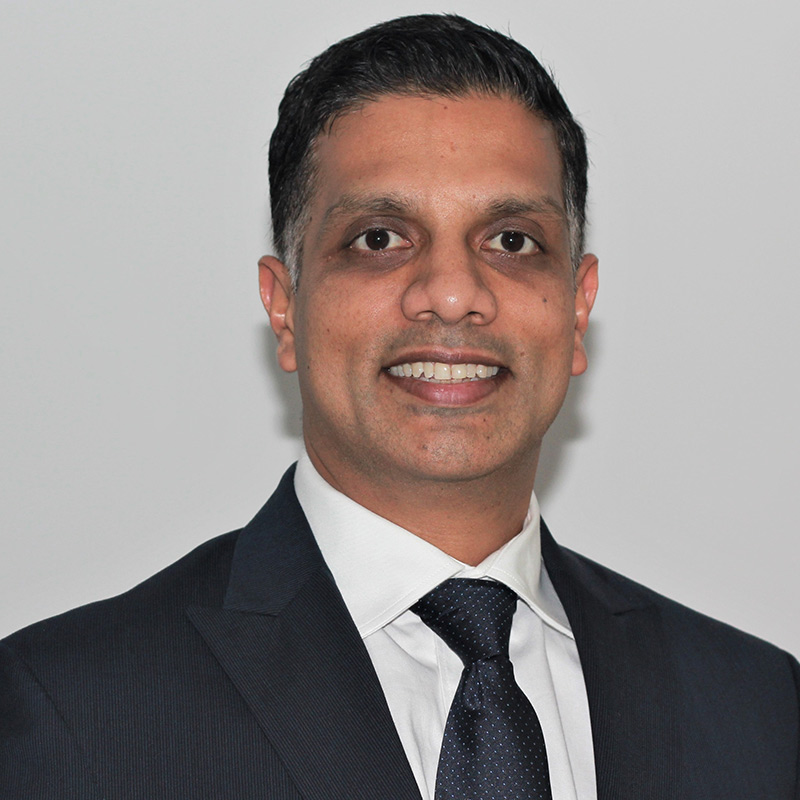Headshot of Prasoon P. Mohan, MD
