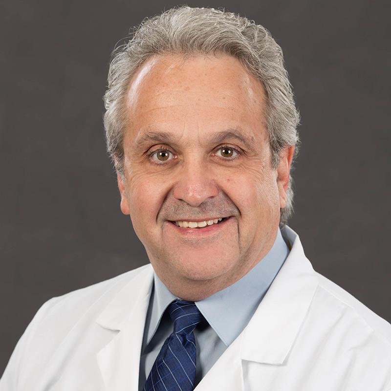Headshot of Roy R. Casiano, MD, FACS