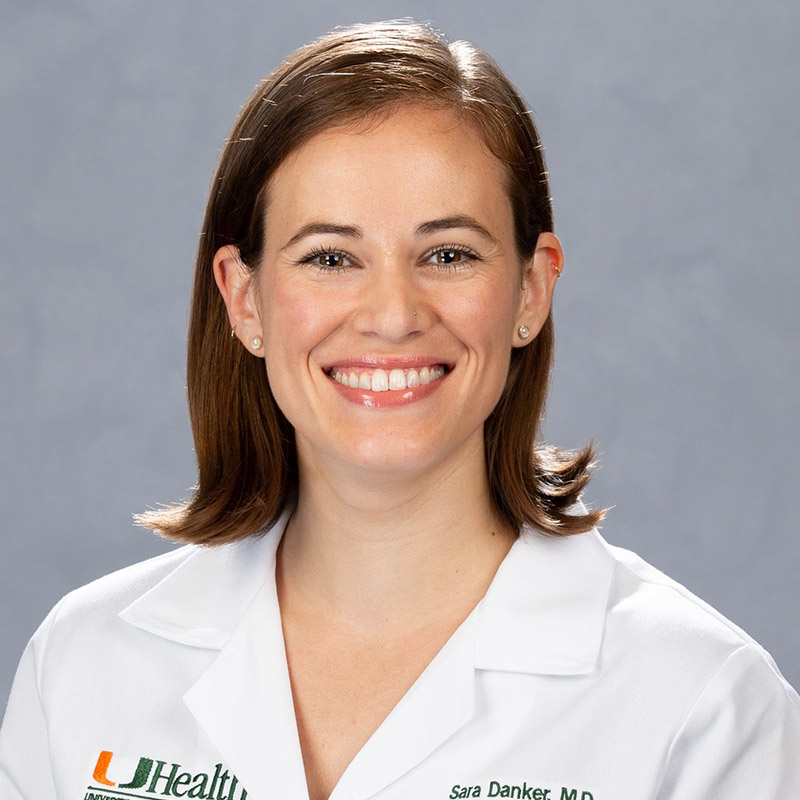 Headshot of Sara Danker, MD