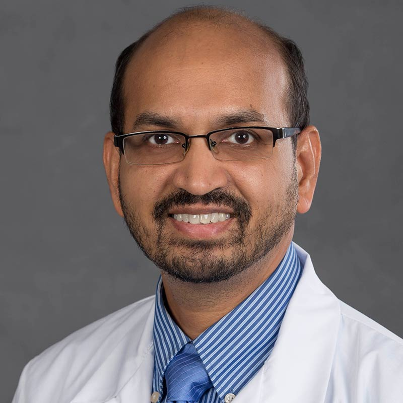 Headshot of Sethuraman Swaminathan, MD