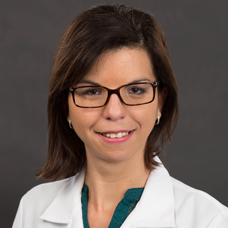 Headshot of Vanessa L. Padilla, MD