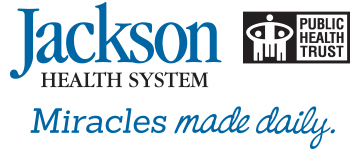 Jackson Health System Miracles made daily logo