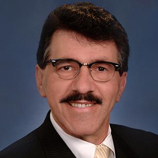 Headshot of Ben A. Rodriguez