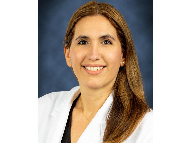 Headshot of Bertamaria Dieguez