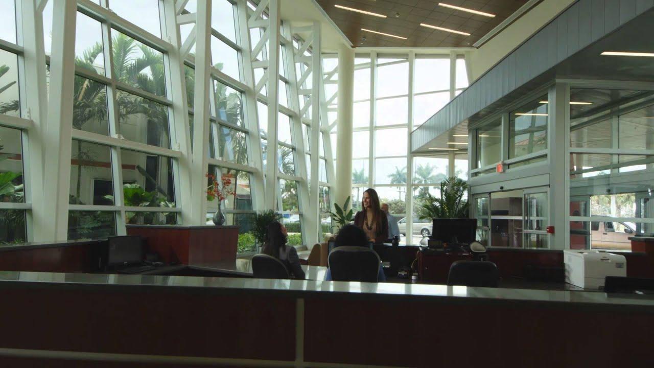 Lobby of Jackson South video
